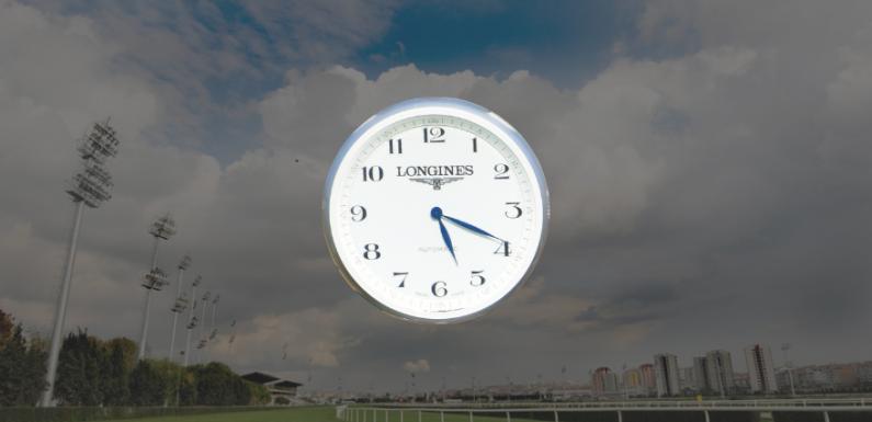 6'lı Ganyan başlangıç saatleri değişiyor!
