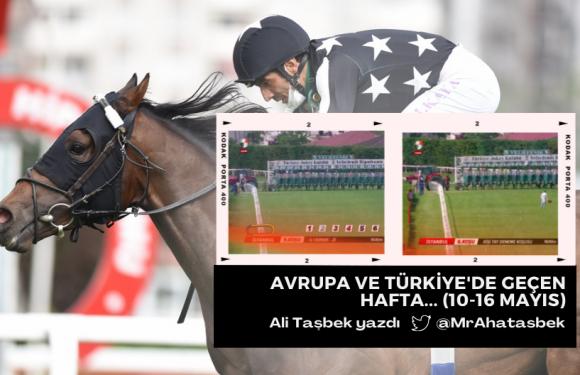 Avrupa ve Türkiye'de Geçen Hafta… (10-16 Mayıs)