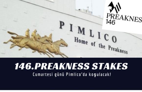 Preakness Stakes Cumartesi günü Pimlico'da koşulacak!