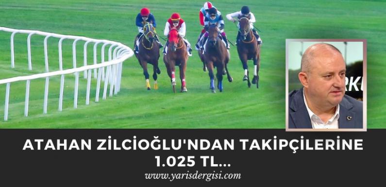 Atahan Zilcioğlu'ndan takipçilerine 1.025 TL…
