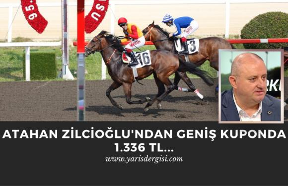 Atahan Zilcioğlu'ndan Geniş Kuponda 1.336 TL…