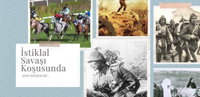 İstiklal Savaşı Koşusunda gün değişikliği…