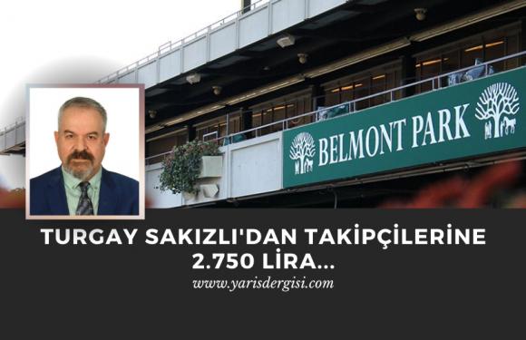Turgay Sakızlı'dan takipçilerine 2.750 lira…