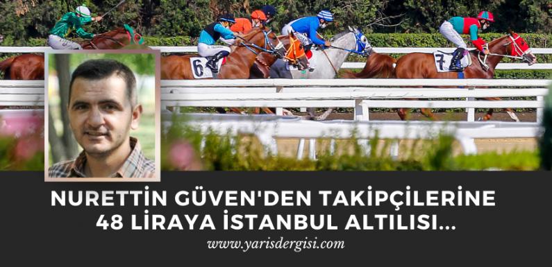Nurettin Güven'den takipçilerine 48 liraya İstanbul Altılısı…