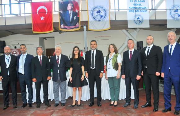 TYAYSD'nin Başkanı yeniden Talip Öztürk oldu…