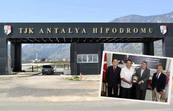 TJK Yönetiminden Antalya Çıkarması…