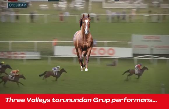 Three Valleys torunundan Grup performans…
