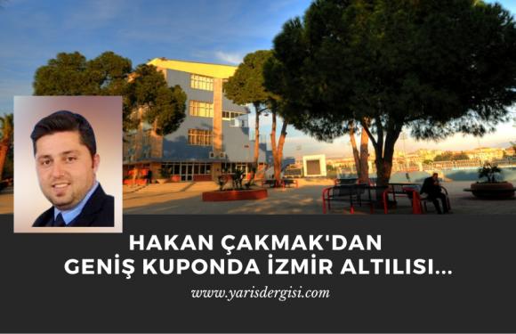 Hakan Çakmak'dan Geniş Kuponda İzmir Altılısı…